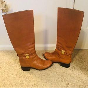 Michael Kors Hamilton Tall Riding Boots